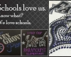Custom Bling Shirts for Schools