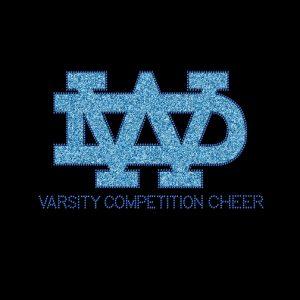 WD Varsity Cheer bling design