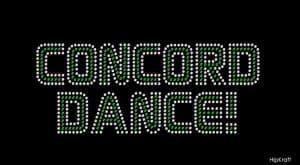 Concord Dance! custom bling design