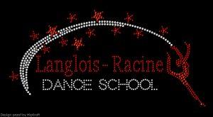 Langlois-Racing Dance School custom design