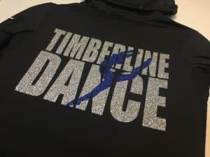 timberline dance glitter